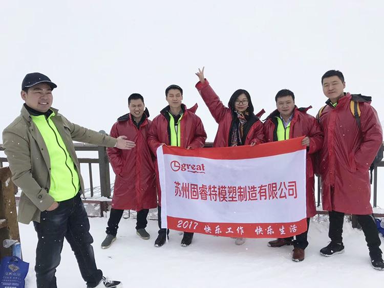 苏州固睿特模塑企业风采