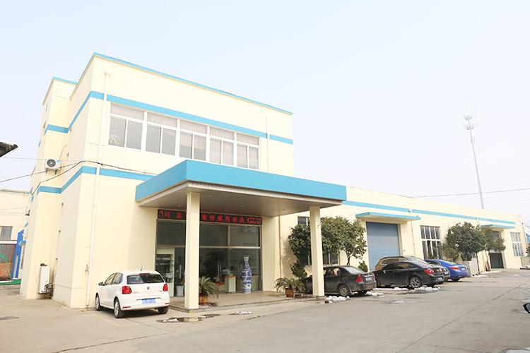 苏州固睿特车间厂房